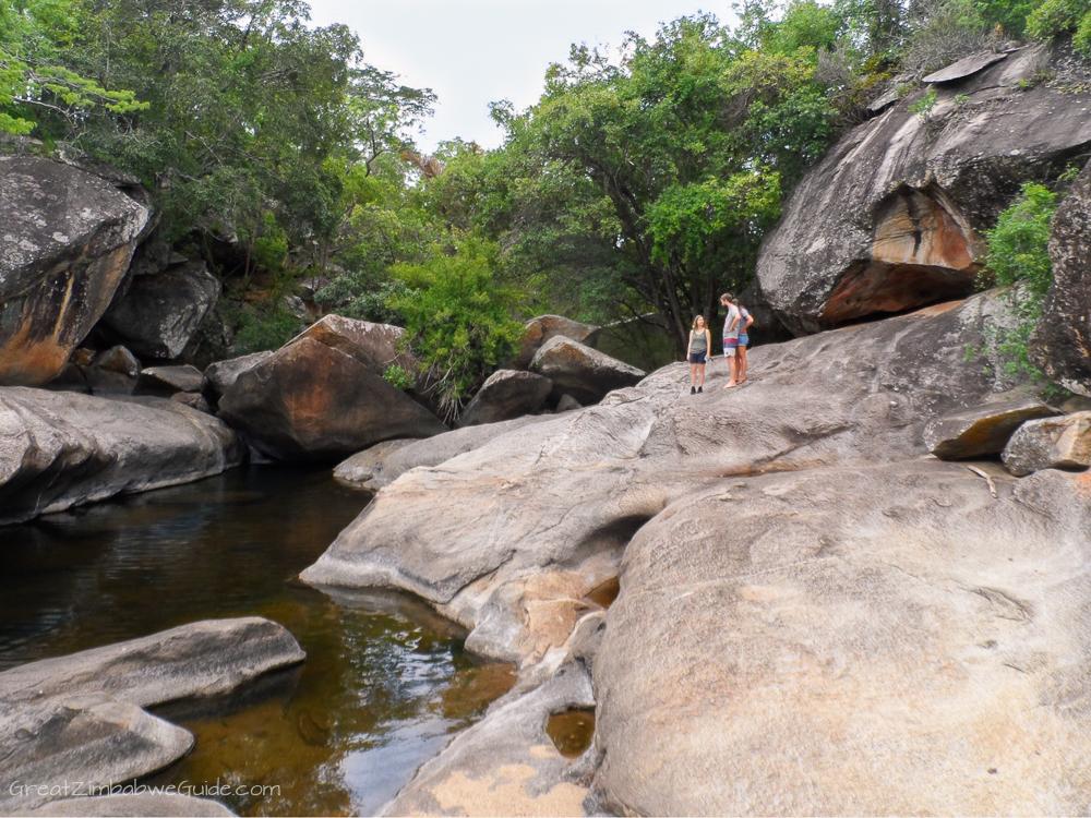 Zimbabwe Mavhuradona Wilderness Area 5
