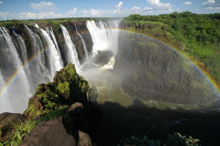 ABS Victoria Falls Zambia Great