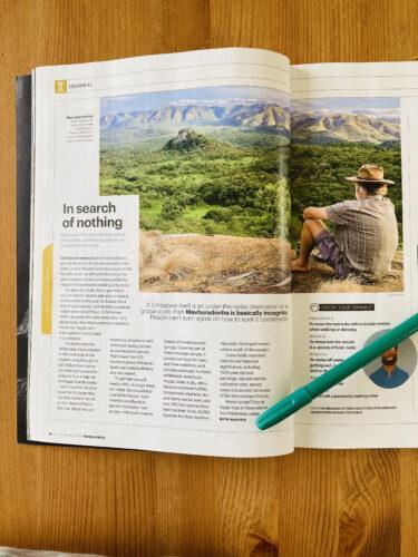 Beth Norton Travel Africa