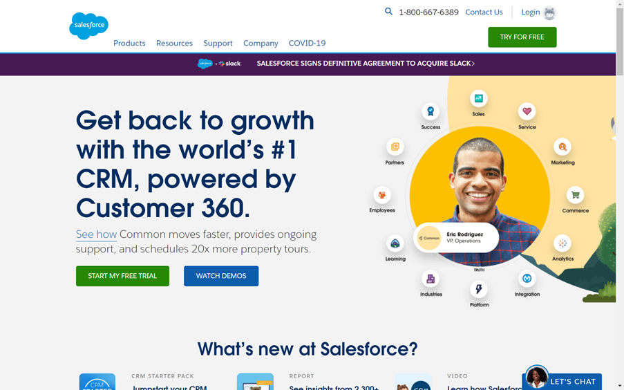 Salesforce Customer Success Stories: what we can learn