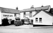 The White Heart inn, 1955