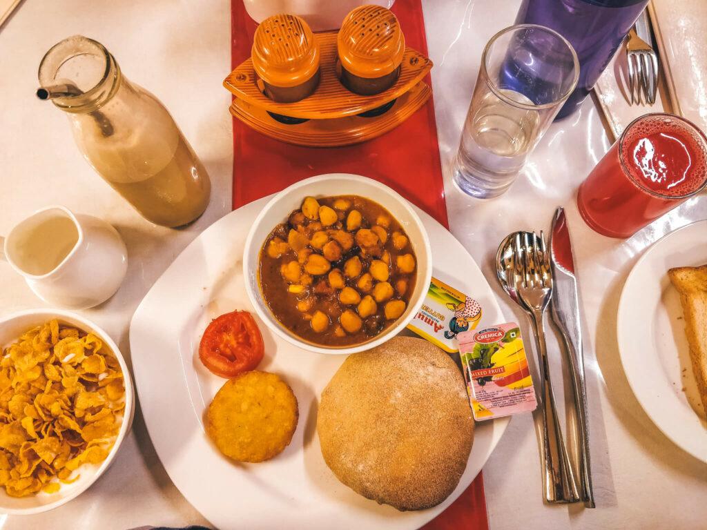 Caravela Cafe and Bistro in Fontainhas Goa