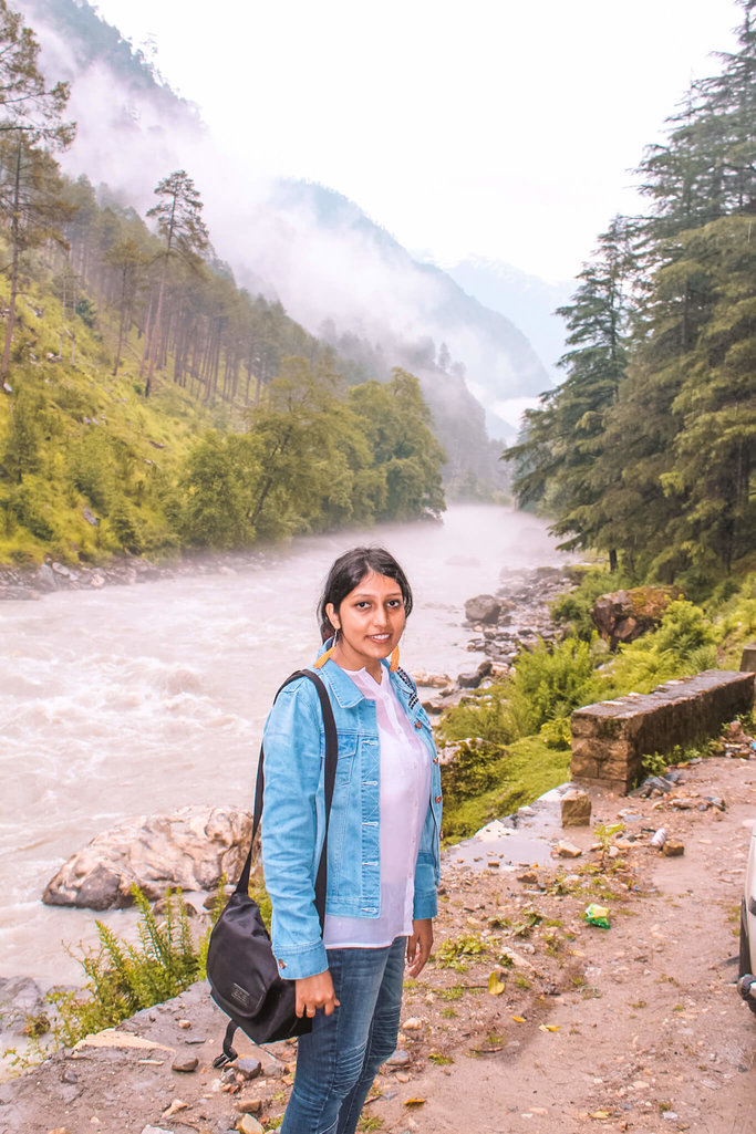 Day trip to Kasol from Manali in Manali travel guide + Manali itinerary for 3 days