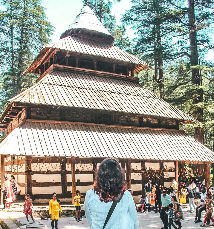 Hadimba Devi temple in Manali travel guide + Manali itinerary for 3 days