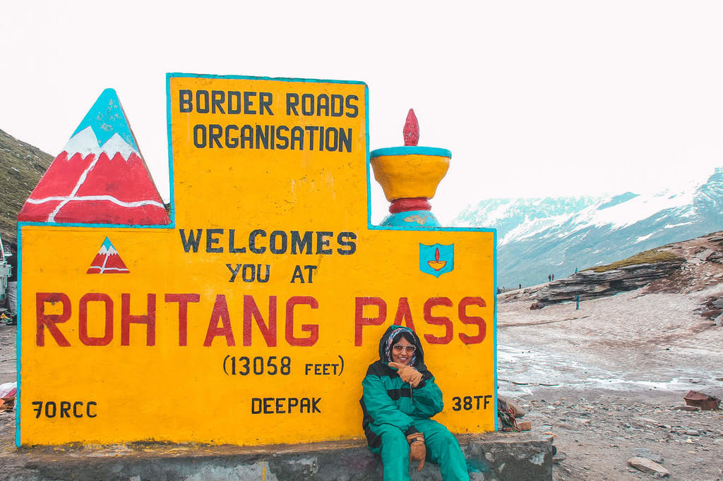 Rohtang pass in Manali travel guide + Manali itinerary for 3 days