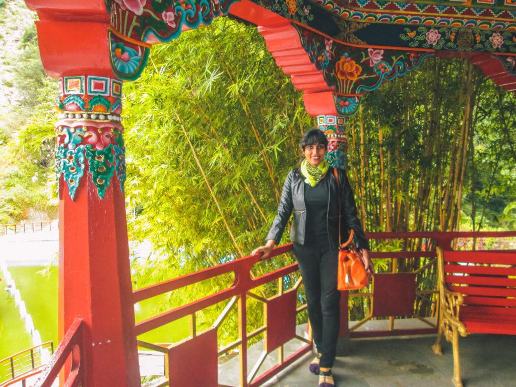 Banjhakri Waterfall among places to visit in Gangtok