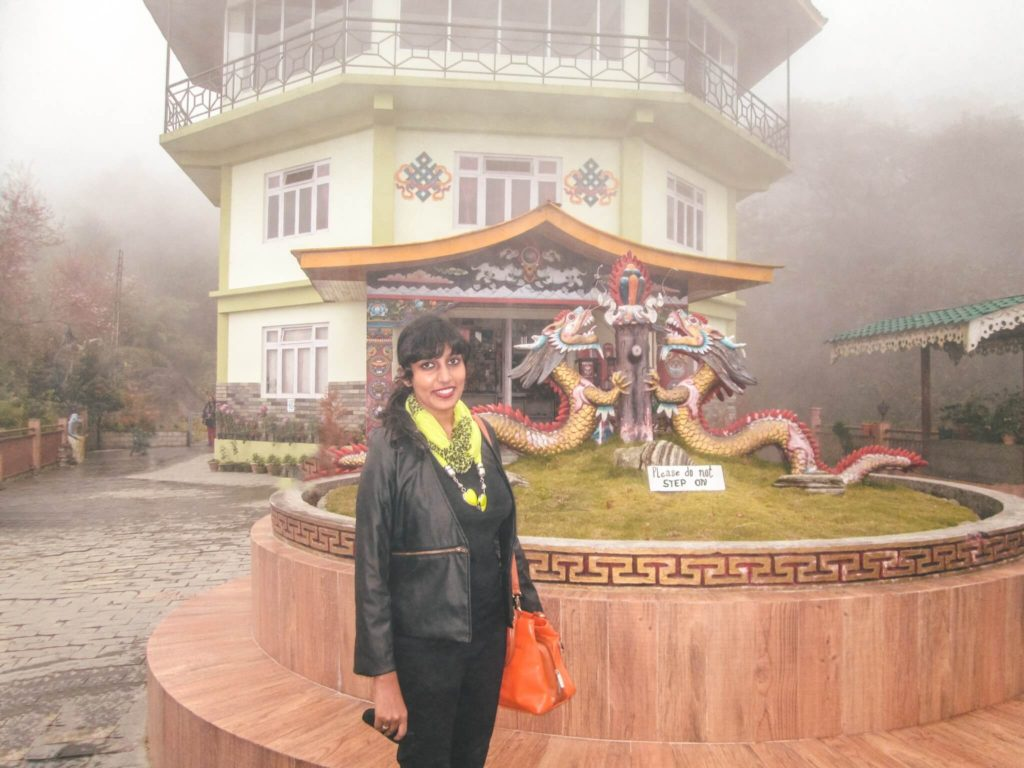 Tashi Viewpoint in Gangtok Sightseeing places