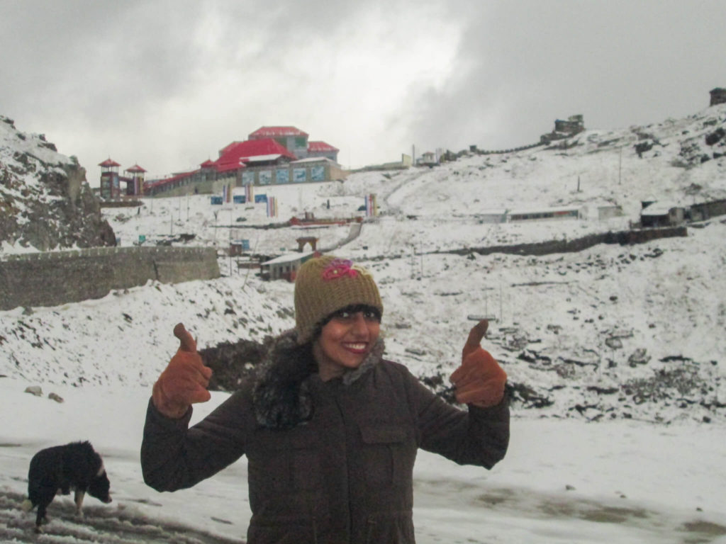 Nathula pass in places to visit in Gangtok Sikkim