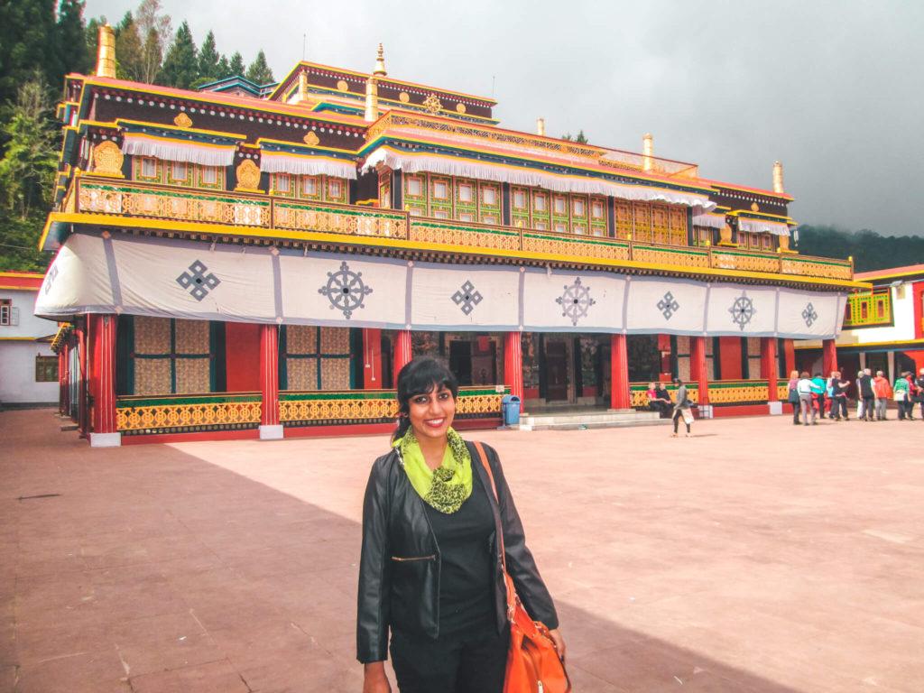 Rumtek Monastery in Places to Visit in Gangtok Sikkim