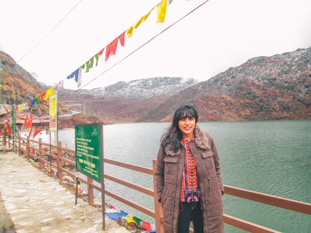 Tsomgo lake in places to visit in Gangtok sightseeing guide