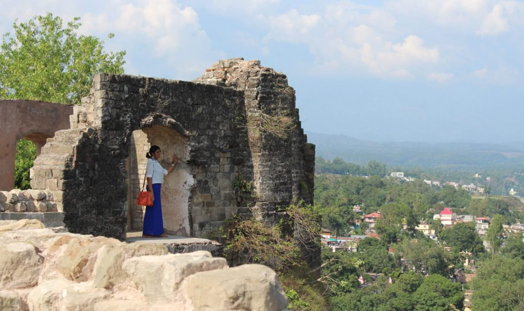 Kanga Fort in Places to Visit in Dharamshala and McLeodganj