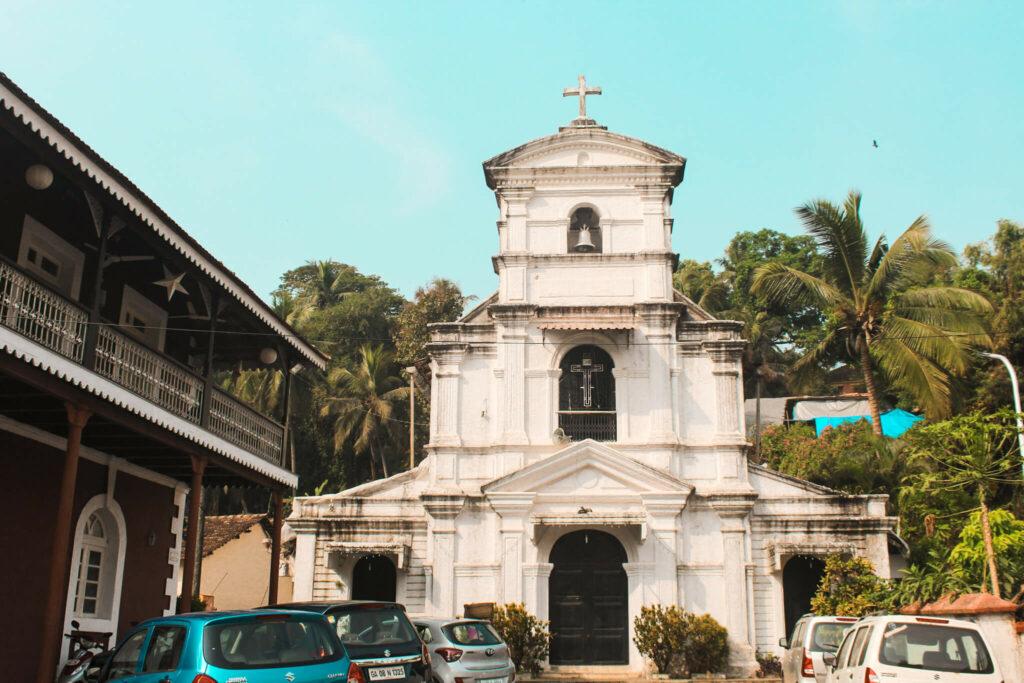 St Sebastian's Chapel, Fontainhas, Goa