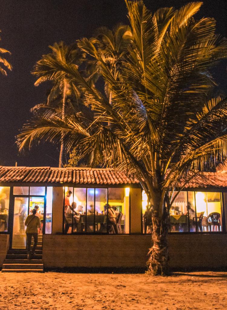 Best restaurants near Goa Dabolim Airport - The Beach Club Bogmalo