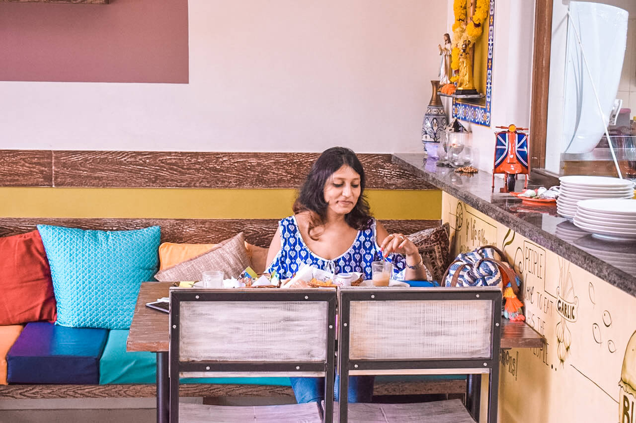 AMAZING Restaurants and Cafes near Dabolim Airport, Goa