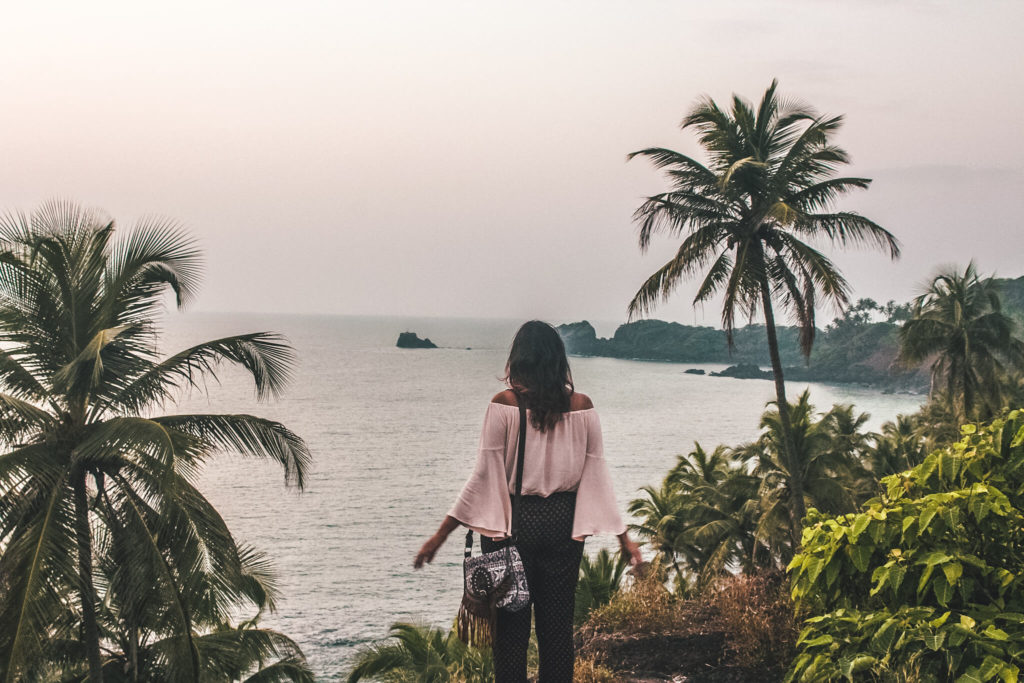 Cabo de Rama Beach South Goa