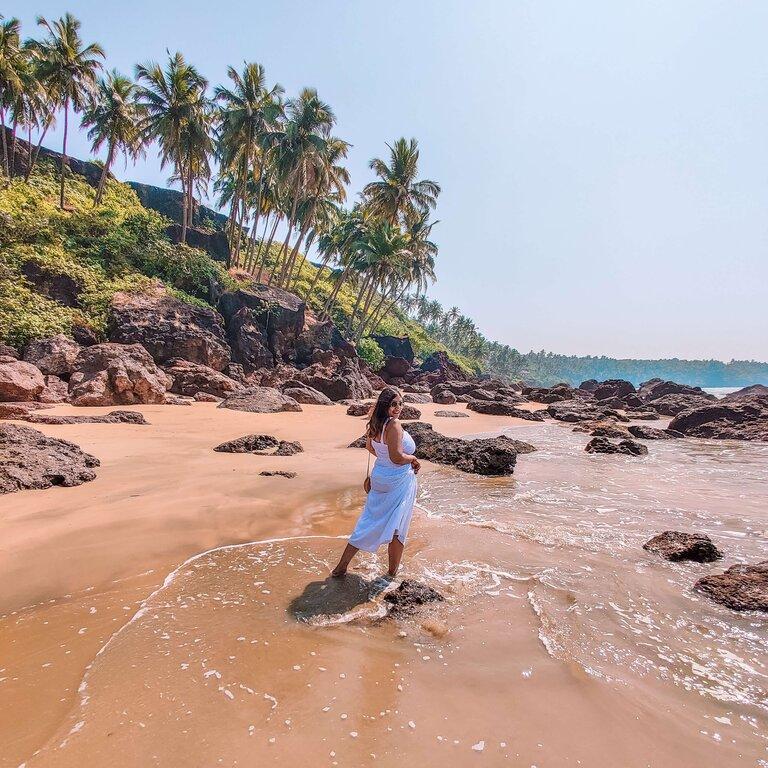 Cabo de Rama Beach – Secluded Beach in Goa
