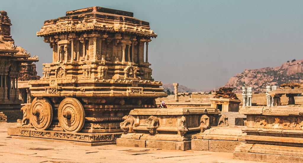 Vijaya Vittala Temple - Day 1 of Hampi Itinerary for 2 days