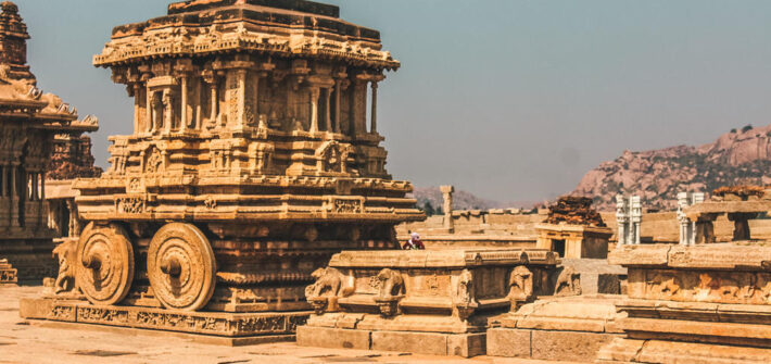 Vijaya Vittala Temple - Day 1 of Hampi Itinerary for 2 days