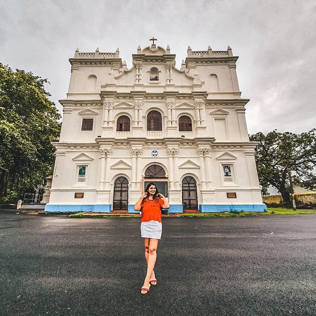 Divar island in offbeat places in Goa
