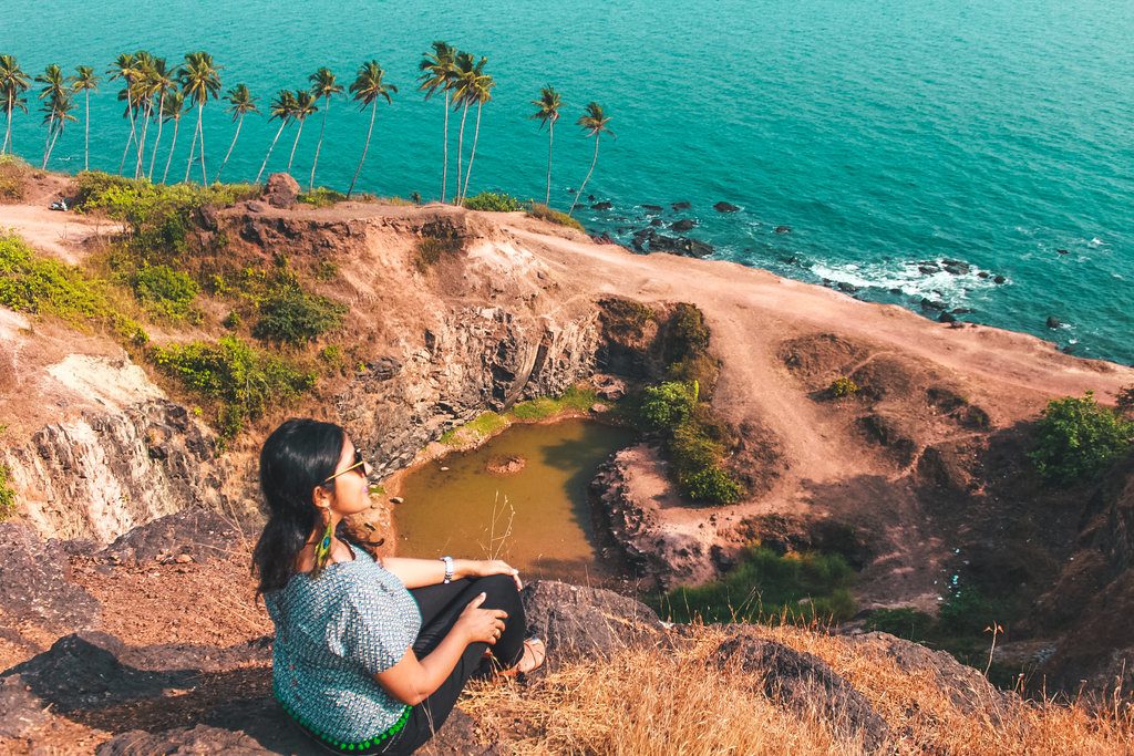 Offbeat Places in Goa - Heart-shaped lake