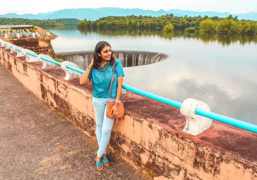 Salaulim Dam in Offbeat places in Goa