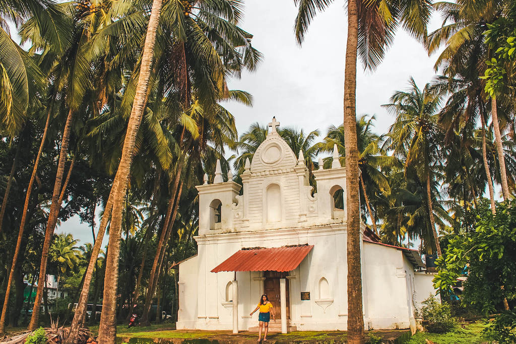 Siolim Chapel in offbeat places in Goa