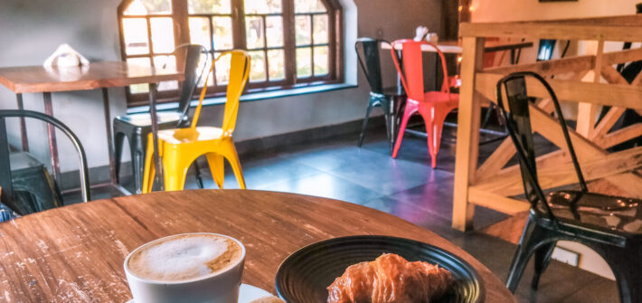 Black Vanilla Cafe - One of the best Panjim restaurants and cafes