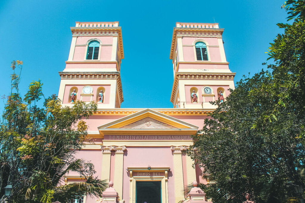 Places to visit in Pondicherry in 2 Days, Pondicherry itinerary - Church