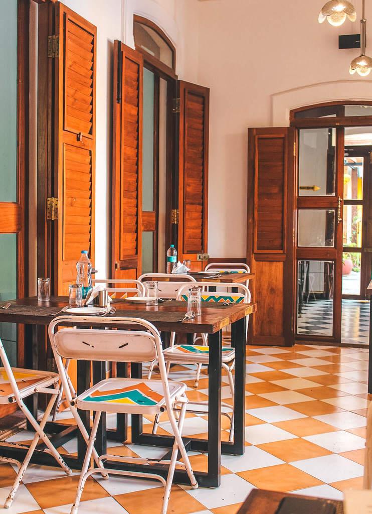 Dilliwala6 - One of the best veg restaurants in Pondicherry