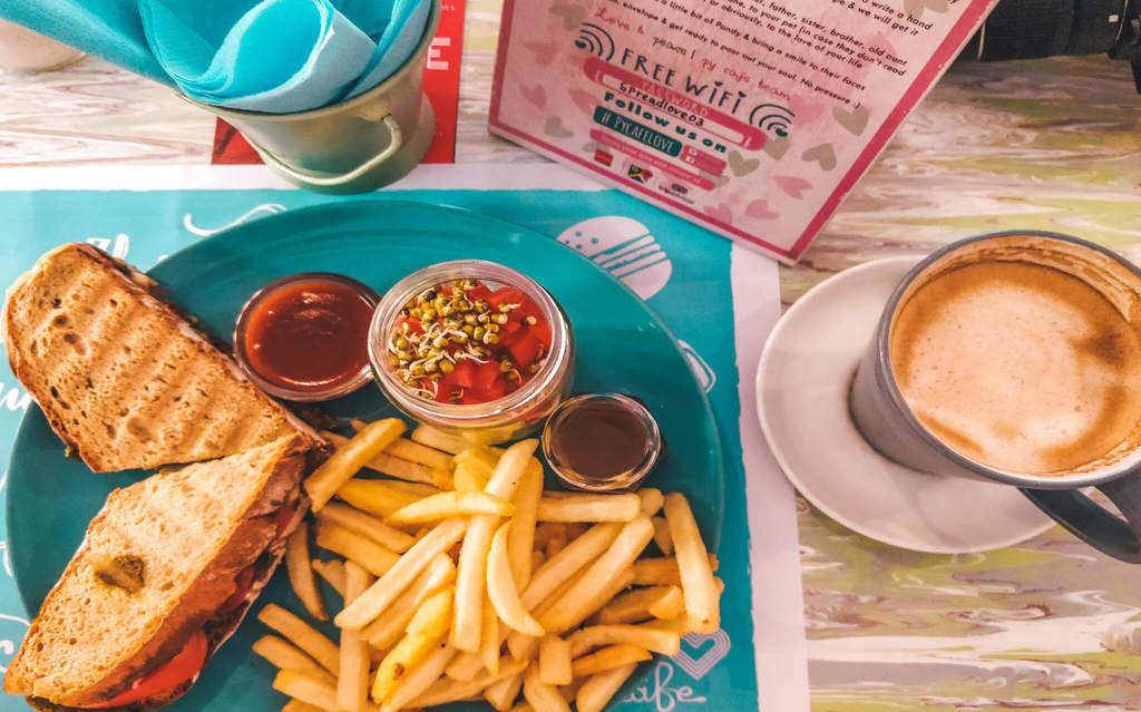 Pondicherry cafes and best restaurants in Pondicherry