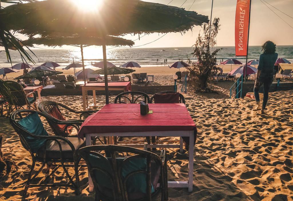 Betalbatim beach in South Goa beaches guide