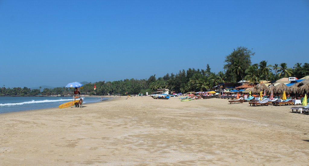 Guide to the South Goa beaches
