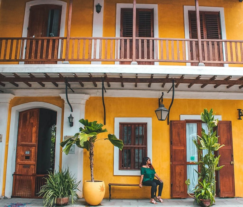 Things to to in Pondicherry lookbook