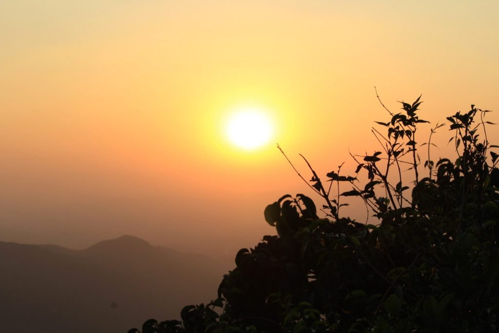 Amboli Ghat Sunset Point