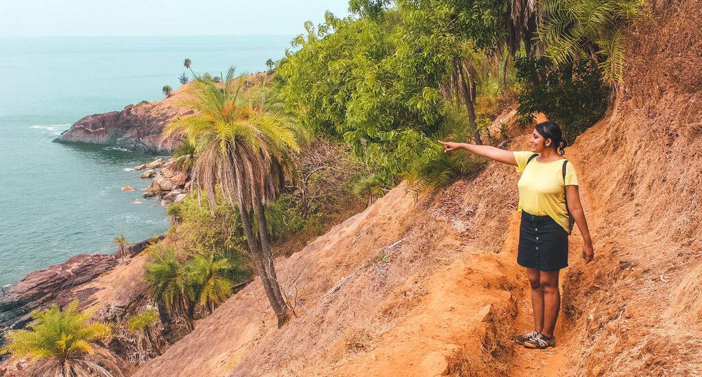 Gokarna beach trek guide