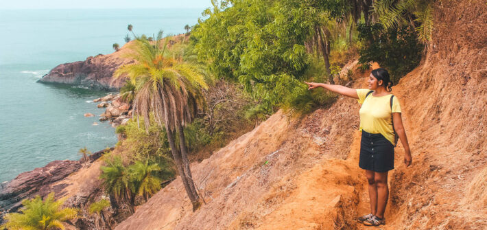 Gokarna beach trek guide