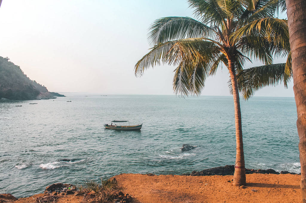 Gokarna beach trek guide - Paradise beach
