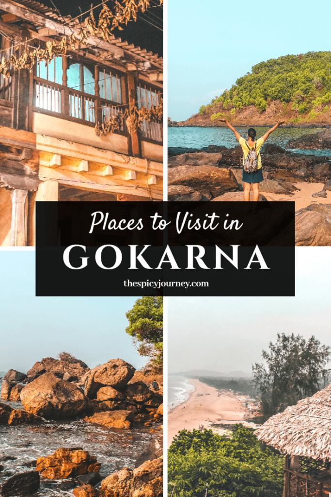 Places to Visit in Gokarna Karnataka, 2 Day Itinerary for Gokarna Trip