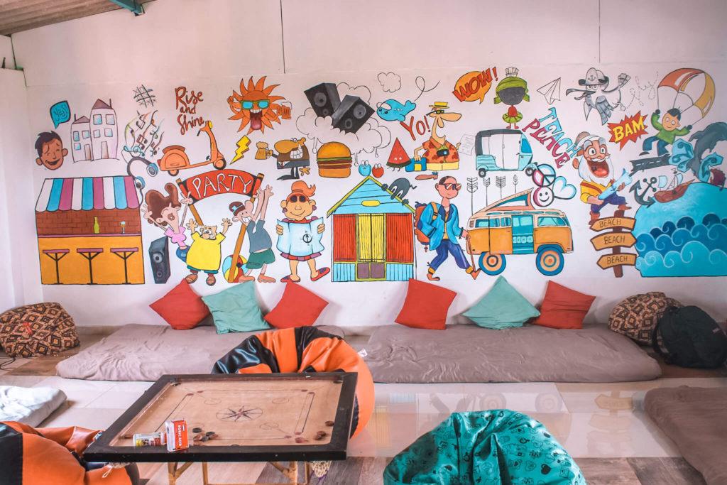 Zostel Gokarna, Where to Stay in Gokarna, Places to Visit in Gokarna Karnataka, 2 Day Itinerary for Gokarna Trip