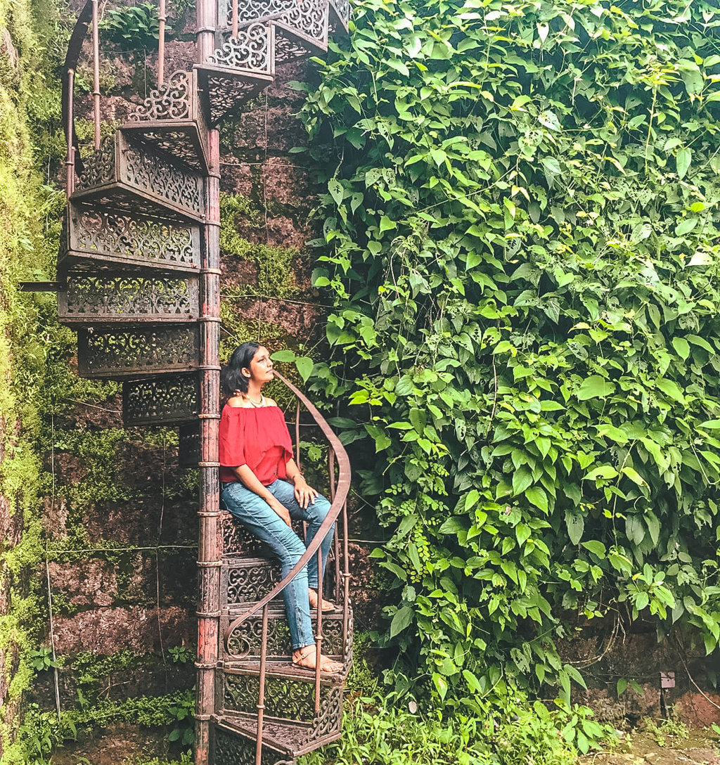 Reis Magos Fort is one of the instagrammable places in Goa