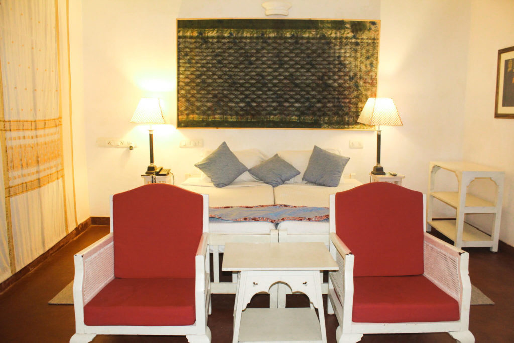 Neemrana's The Tower House Hotel Room in Fort Kochi