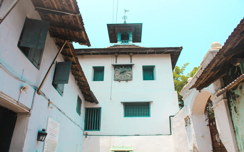 Jewish synagogue - Places to visit in Fort Kochi and Mattancherry