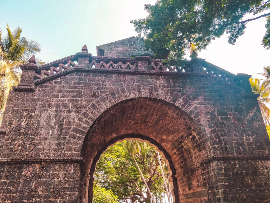 Old Goa Attractions - Viceroy Arch