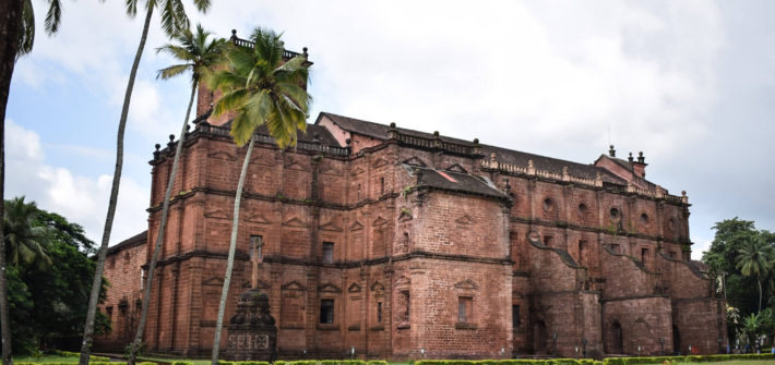 Old Goa Attractions - Old Goa Church