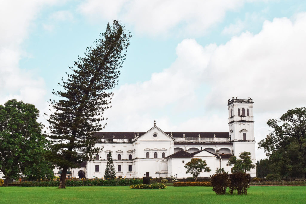 Se Cathdral in Old Goa