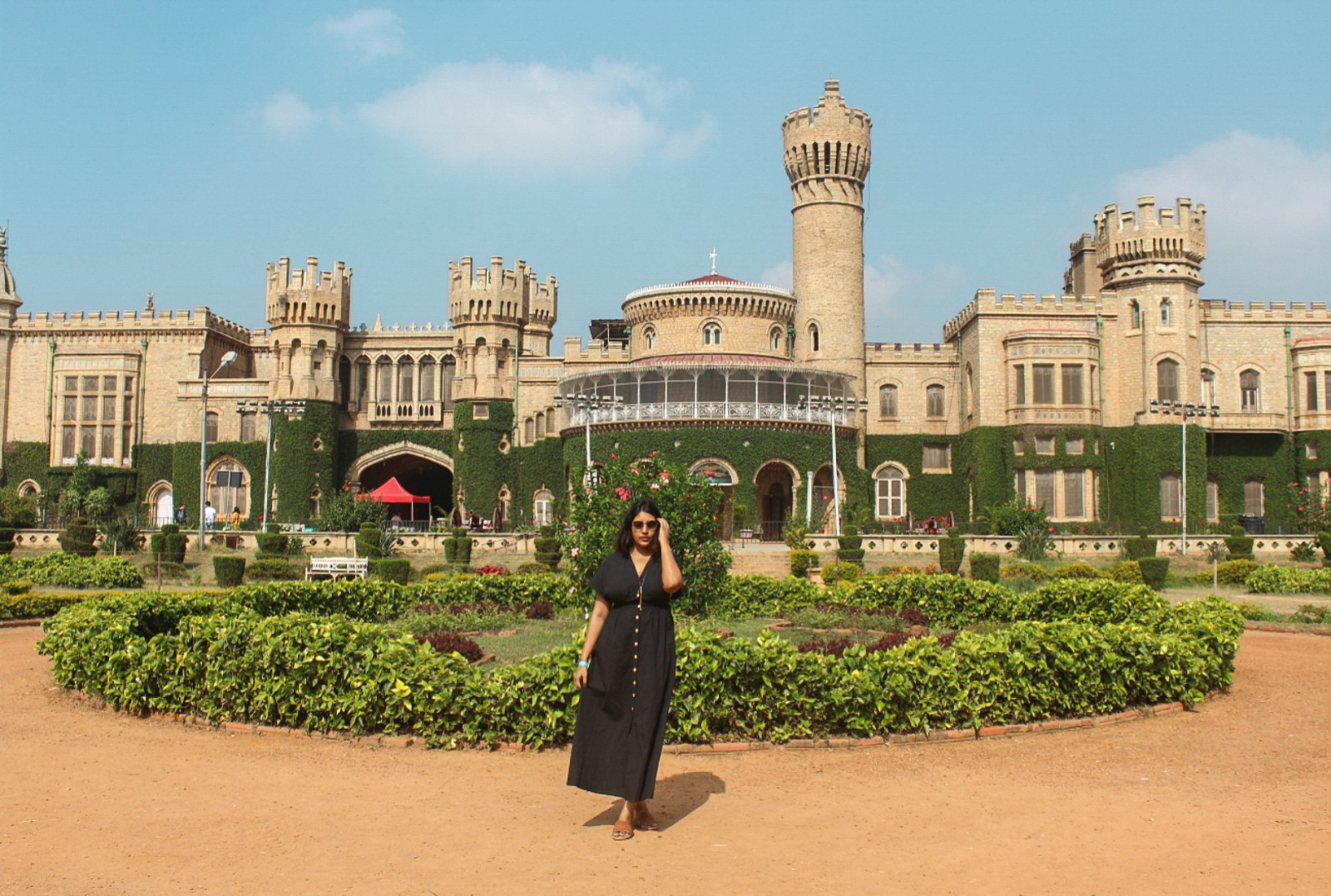 Bangalore Palace Grounds
