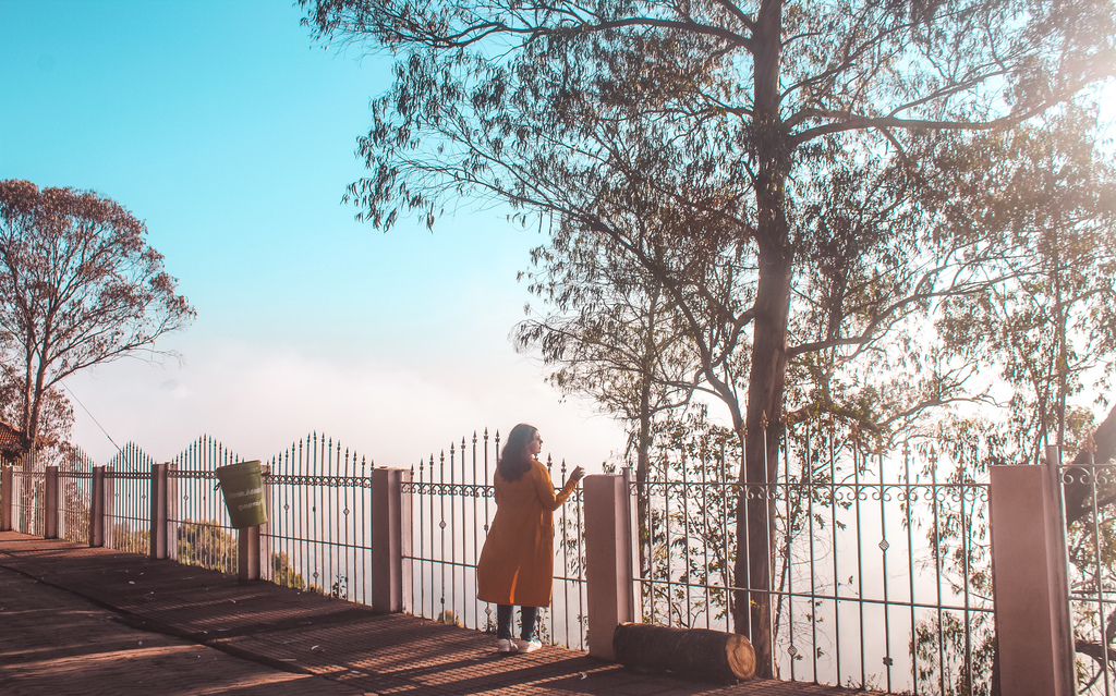 Coakers walk in places to visit in Kodaikanal in 2 days