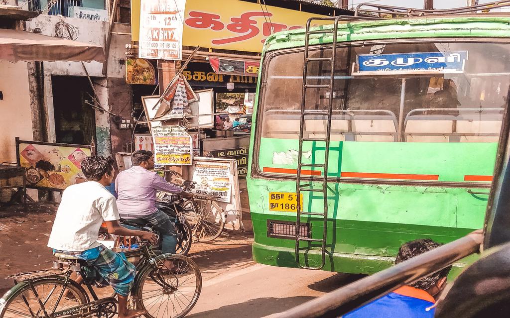 Bus from Madurai to Kodaikanal