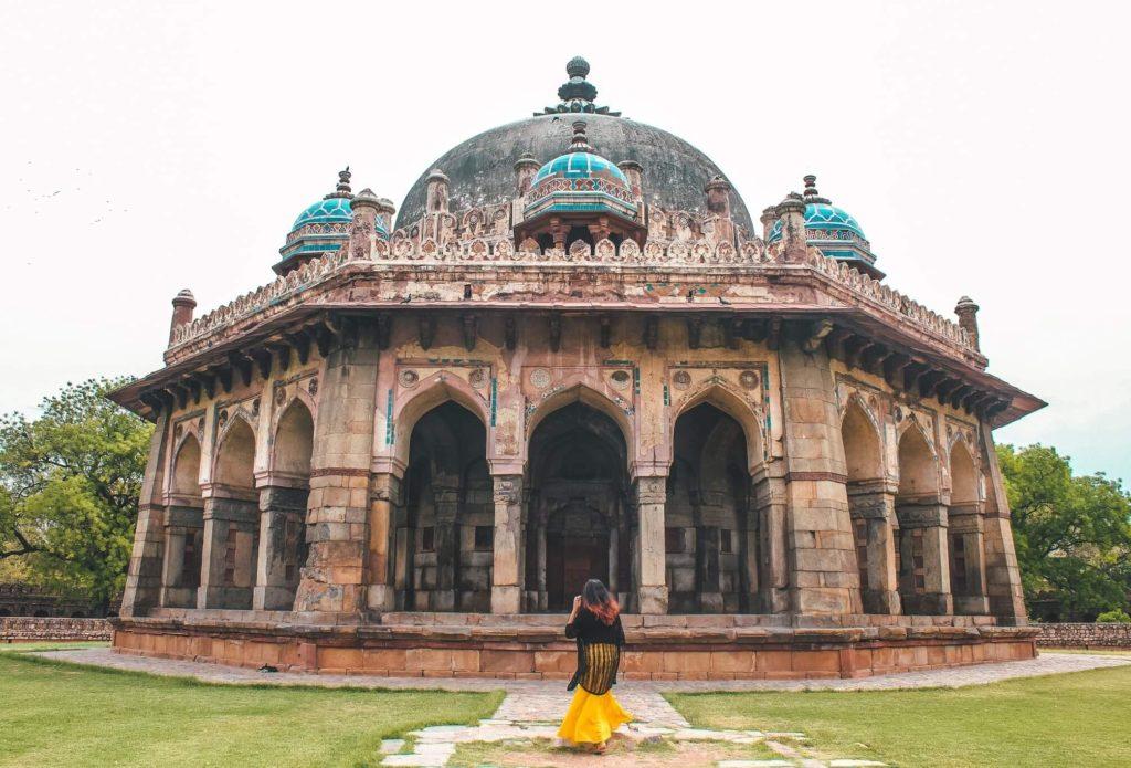 Instagrammable Delhi Isa Khan's Tomb