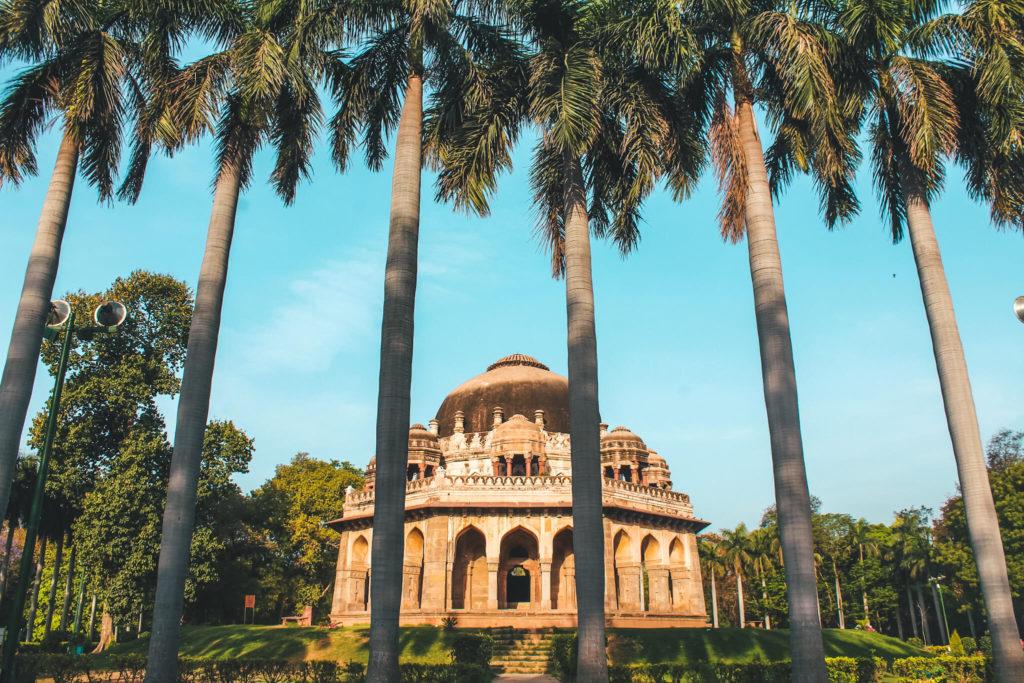 Instagrammable Delhi Lodhi Garden